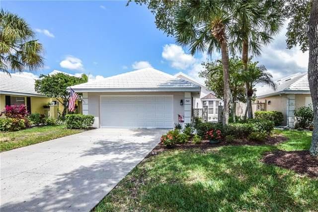 742 Brightside Crescent Drive #22, Venice, FL 34293 (MLS #N6110296) :: Baird Realty Group