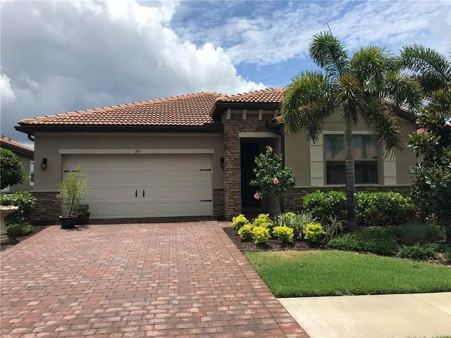 247 Maraviya Boulevard, North Venice, FL 34275 (MLS #N6110338) :: Gate Arty & the Group - Keller Williams Realty Smart
