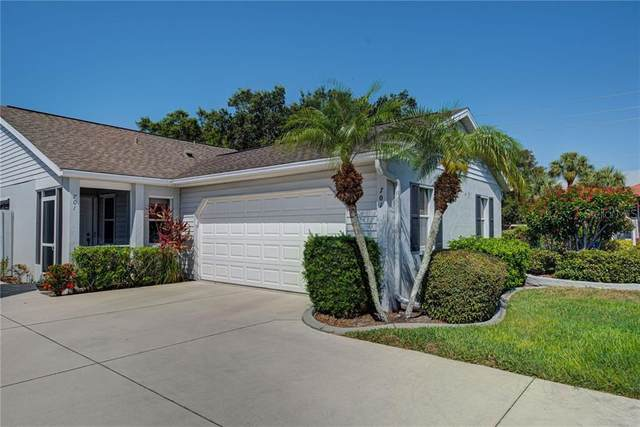 701 Ironwood Drive #113, Venice, FL 34292 (MLS #N6110341) :: Medway Realty