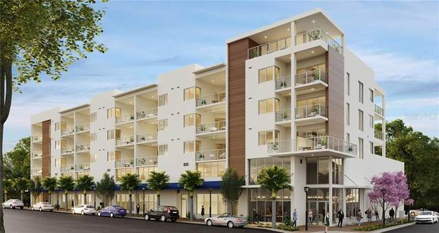 332 Cocoanut Avenue #507, Sarasota, FL 34236 (MLS #N6110376) :: Cartwright Realty