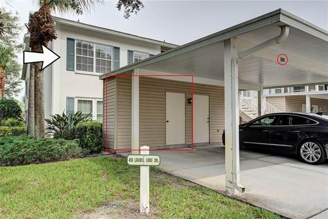 418 Laurel Lake Drive #201, Venice, FL 34292 (MLS #N6110432) :: Keller Williams Realty Peace River Partners