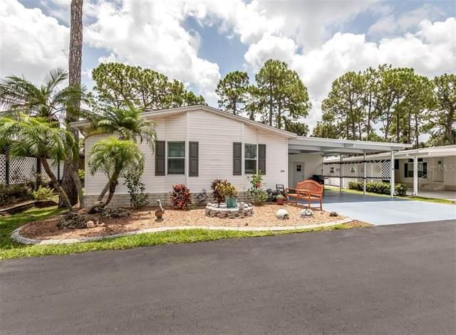 378 Salt Creek Drive, North Port, FL 34287 (MLS #N6110446) :: Godwin Realty Group