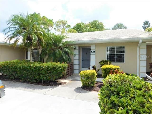 723 Harrington Lake Drive #121, Venice, FL 34293 (MLS #N6110496) :: Rabell Realty Group