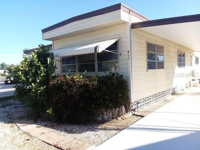 612 Carefree #284, Venice, FL 34285 (MLS #N6110606) :: Alpha Equity Team