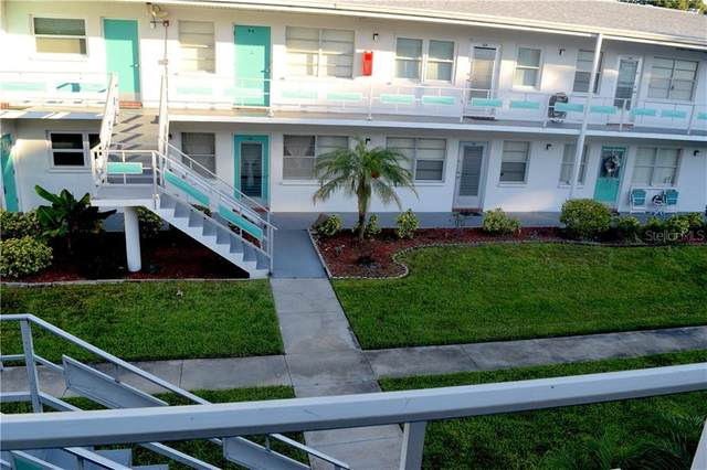 6050 21ST Street N #9, St Petersburg, FL 33714 (MLS #N6110722) :: Lockhart & Walseth Team, Realtors