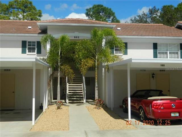 802 Montrose #203, Venice, FL 34293 (MLS #N6110796) :: Premium Properties Real Estate Services