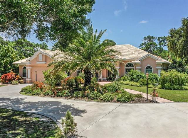 630 E Bay Street, Osprey, FL 34229 (MLS #N6110798) :: Team Bohannon Keller Williams, Tampa Properties