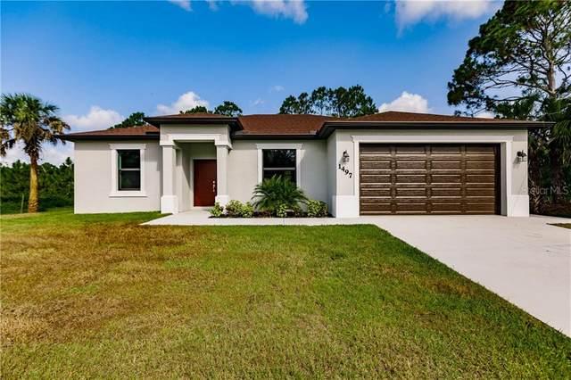 1497 Patio Terrace, North Port, FL 34286 (MLS #N6110803) :: Team Bohannon Keller Williams, Tampa Properties