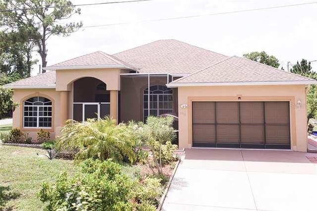 2353 Embassy Road, North Port, FL 34291 (MLS #N6110834) :: Team Bohannon Keller Williams, Tampa Properties
