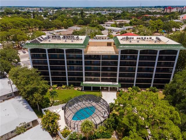 512 W Venice Avenue #107, Venice, FL 34285 (MLS #N6110836) :: Bustamante Real Estate