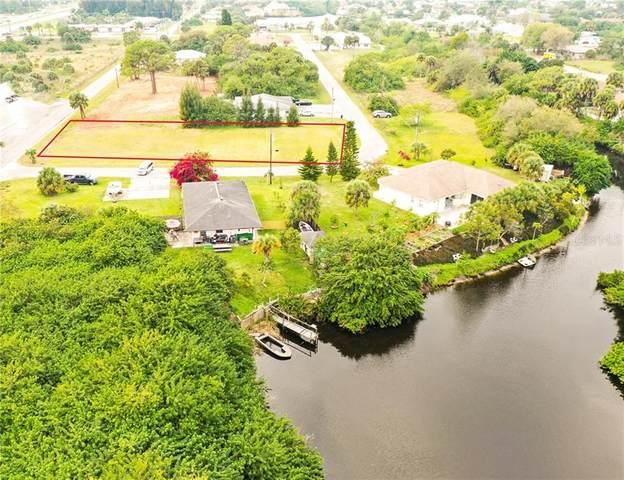 Saragossa Lane, North Port, FL 34287 (MLS #N6110838) :: Team Bohannon Keller Williams, Tampa Properties