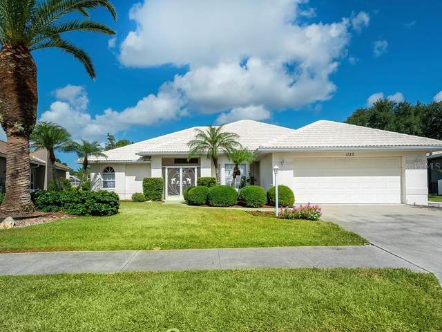 1123 Deardon Drive, Venice, FL 34292 (MLS #N6110847) :: Keller Williams Realty Peace River Partners