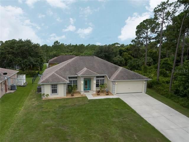 2665 Burri Terrace, North Port, FL 34288 (MLS #N6110854) :: Team Bohannon Keller Williams, Tampa Properties