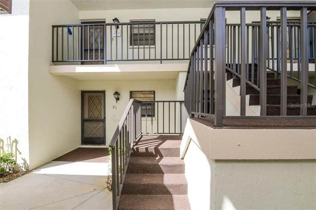 1211 Capri Isles Boulevard #25, Venice, FL 34292 (MLS #N6110880) :: Dalton Wade Real Estate Group