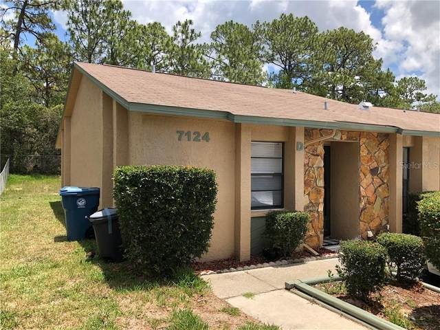 7124 Barclay Avenue D, Spring Hill, FL 34609 (MLS #N6110918) :: Armel Real Estate