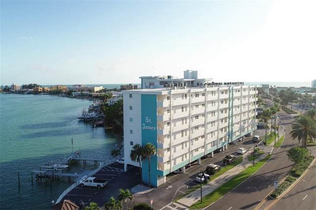 285 107TH Avenue #502, Treasure Island, FL 33706 (MLS #N6110983) :: Griffin Group