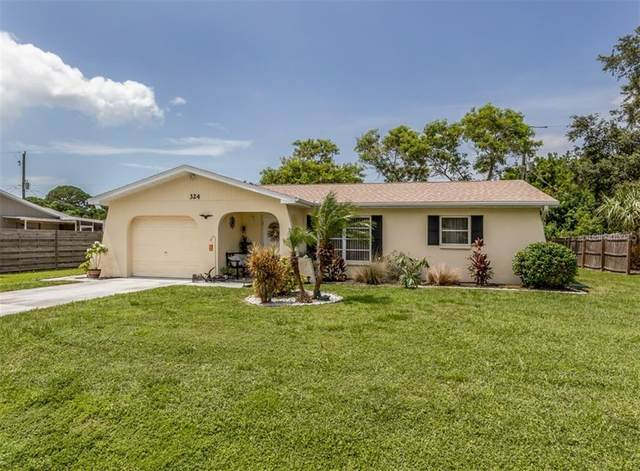 324 Azure Road, Venice, FL 34293 (MLS #N6111009) :: Rabell Realty Group