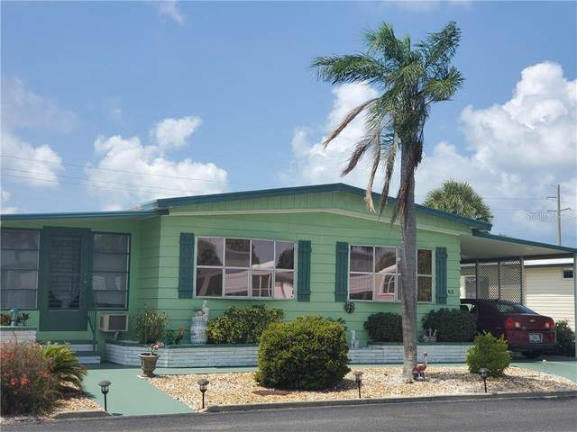 418 Trento, Venice, FL 34285 (MLS #N6111012) :: McConnell and Associates