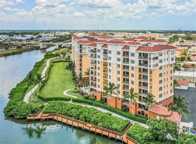 147 NW Tampa Avenue E #902, Venice, FL 34285 (MLS #N6111091) :: Team Buky