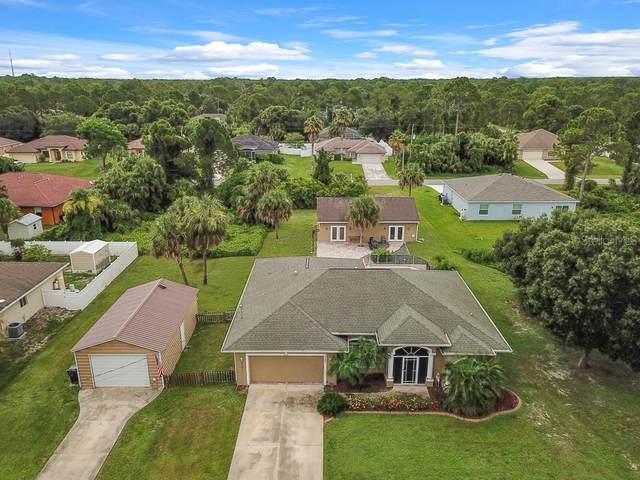 2620 Begonia Terrace, North Port, FL 34286 (MLS #N6111145) :: Team Bohannon Keller Williams, Tampa Properties