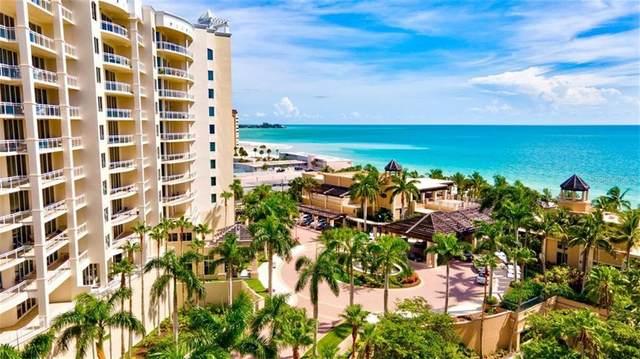 1300 Benjamin Franklin Drive #301, Sarasota, FL 34236 (MLS #N6111212) :: Premium Properties Real Estate Services