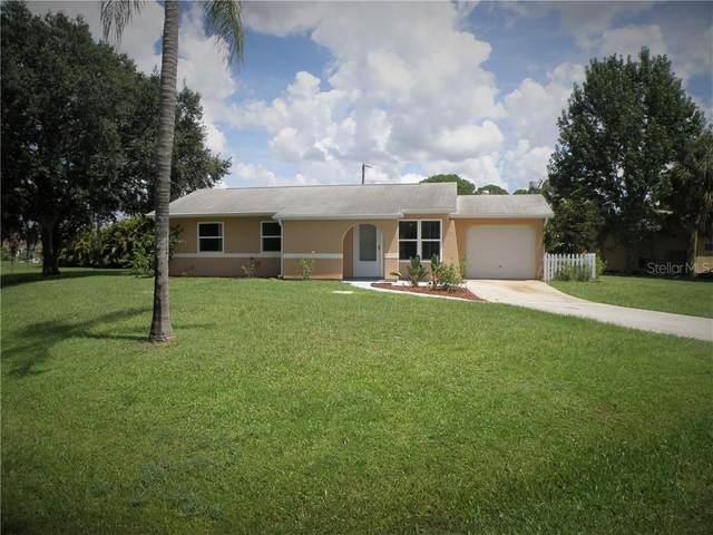 600 Beeche Terrace NW, Port Charlotte, FL 33948 (MLS #N6111419) :: The Heidi Schrock Team