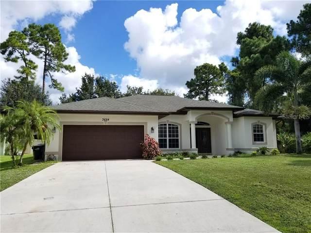 3684 Laslo Avenue, North Port, FL 34287 (MLS #N6111505) :: Team Buky