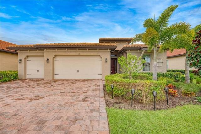 120 Pescador Place, Nokomis, FL 34275 (MLS #N6111650) :: The Heidi Schrock Team