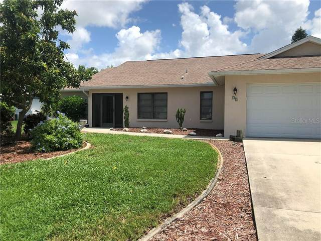 25 Bunker Lane, Rotonda West, FL 33947 (MLS #N6111661) :: Lockhart & Walseth Team, Realtors