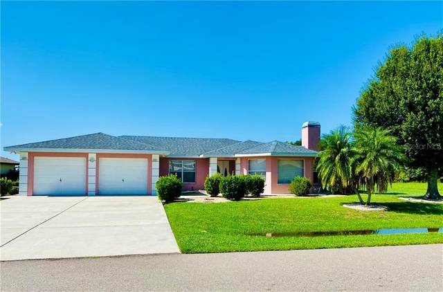 25291 Ojibway Court, Punta Gorda, FL 33983 (MLS #N6111672) :: Team Buky