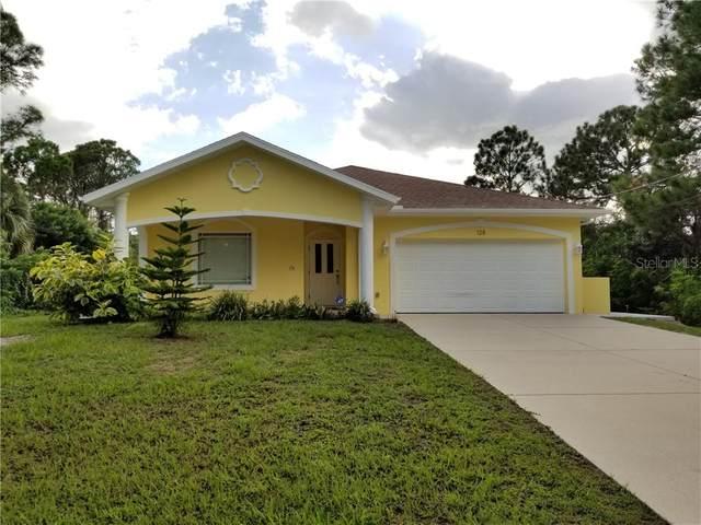 128 Tegastas Street, North Port, FL 34287 (MLS #N6111694) :: Heckler Realty