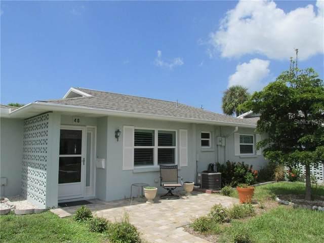1025 Beach Manor Circle #48, Venice, FL 34285 (MLS #N6111725) :: Cartwright Realty