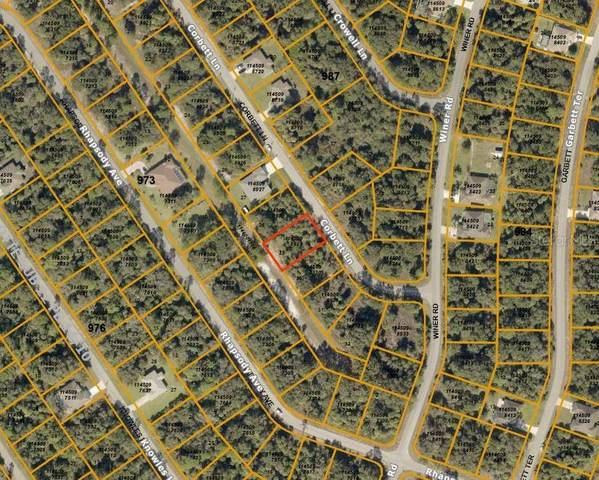 Corbett Lane Lot 29, North Port, FL 34288 (MLS #N6111741) :: Heckler Realty