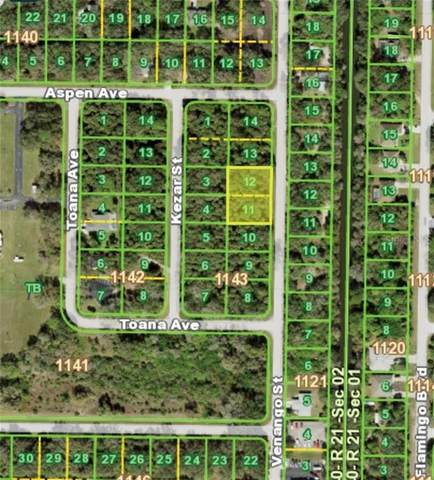 415 Venango Street, Port Charlotte, FL 33954 (MLS #N6111744) :: Alpha Equity Team