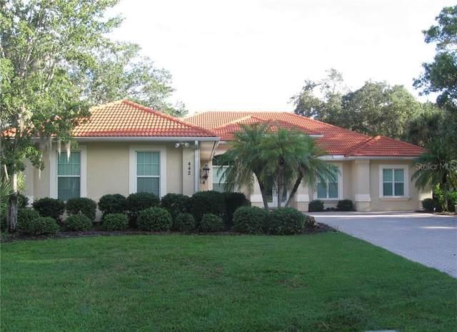 442 Sorrento Ranches Drive, Nokomis, FL 34275 (MLS #N6111795) :: Bridge Realty Group