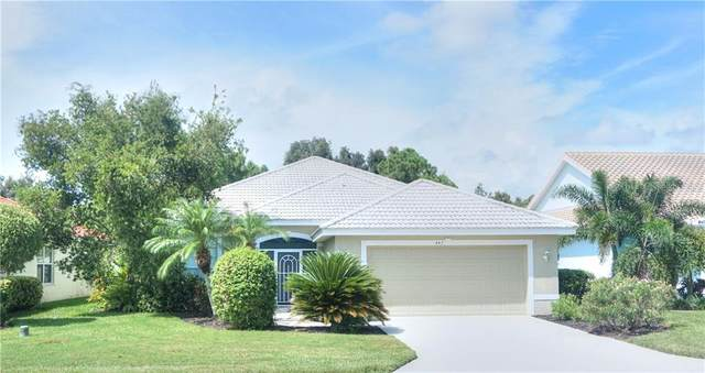 445 Pinewood Lake Drive, Venice, FL 34285 (MLS #N6111814) :: The Light Team