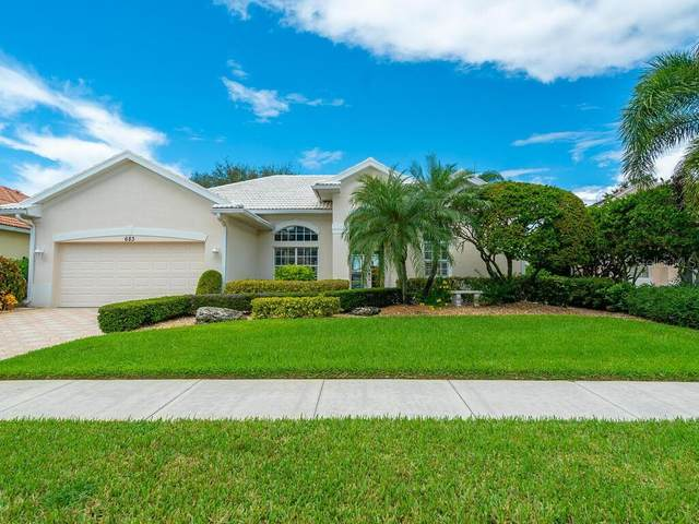 683 Pond Willow Lane, Venice, FL 34292 (MLS #N6111866) :: Burwell Real Estate
