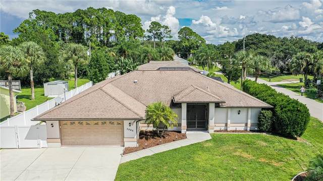 3986 Pinstar Terrace, North Port, FL 34287 (MLS #N6111927) :: KELLER WILLIAMS ELITE PARTNERS IV REALTY