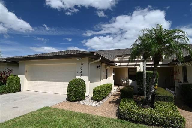 7443 Carnoustie Drive 6C, Sarasota, FL 34238 (MLS #N6111953) :: Team Bohannon Keller Williams, Tampa Properties
