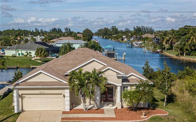 15378 Appleton Boulevard, Port Charlotte, FL 33981 (MLS #N6111965) :: KELLER WILLIAMS ELITE PARTNERS IV REALTY
