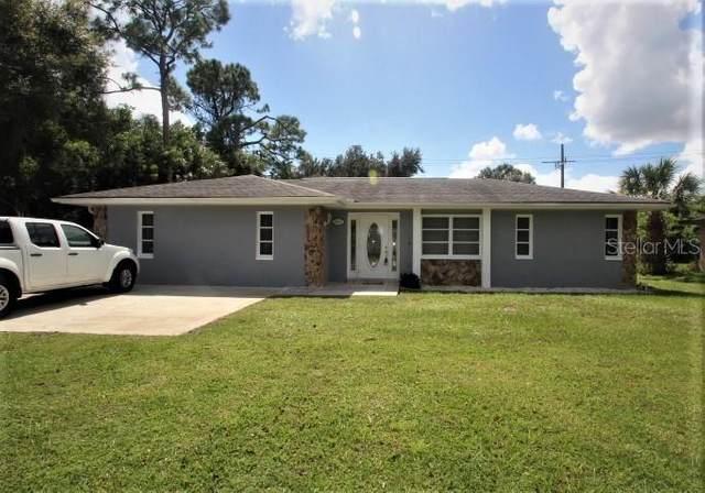 2547 Lakeshore Circle, Port Charlotte, FL 33952 (MLS #N6111981) :: Team Buky
