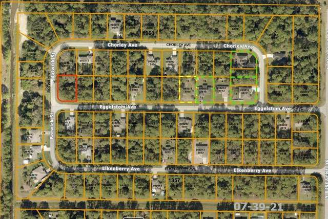 Egglestom Avenue, North Port, FL 34291 (MLS #N6112001) :: Young Real Estate