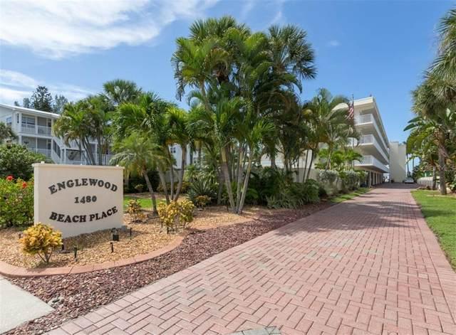 1480 Gulf Boulevard #205, Englewood, FL 34223 (MLS #N6112019) :: The BRC Group, LLC