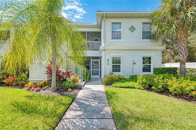 900 Gardens Edge Drive #914, Venice, FL 34285 (MLS #N6112066) :: Burwell Real Estate