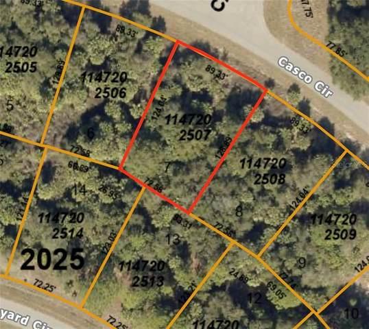 Casco Circle, North Port, FL 34288 (MLS #N6112188) :: Griffin Group