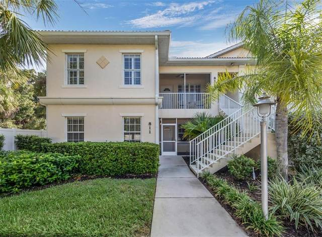 800 Gardens Edge Drive #811, Venice, FL 34285 (MLS #N6112325) :: Carmena and Associates Realty Group