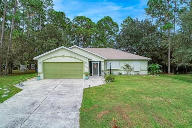3710 Monad Street, North Port, FL 34286 (MLS #N6112339) :: New Home Partners