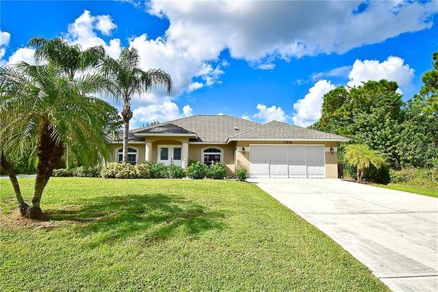 11824 De Herreda Drive, North Port, FL 34287 (MLS #N6112340) :: Delgado Home Team at Keller Williams