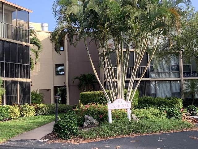 612 Bird Bay Drive S 208CAR, Venice, FL 34285 (MLS #N6112343) :: Premium Properties Real Estate Services