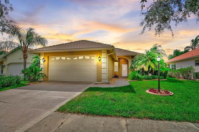 4304 Via Del Santi, Venice, FL 34293 (MLS #N6112364) :: Gate Arty & the Group - Keller Williams Realty Smart